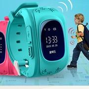 Детские часы с gps трекером фото