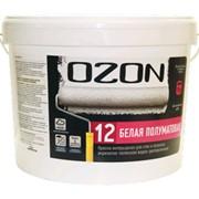Краска 2,7 л OZON 12 база А интерьерная полуматовая ВДАК 152 фото