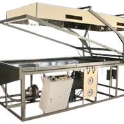 Вакуумный пресс вертикальная система подъёма термомодуля фото