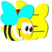 Качалка «Пчелка» фото