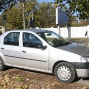 Аренда прокат Херсон Dacia Logan by Renault фото