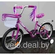 Велосипед детский Ledy Joy 18 фото