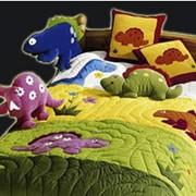 Пошив покрывал на детские кровати. Оригинальный дизайн. Профессиональный пошив. фото