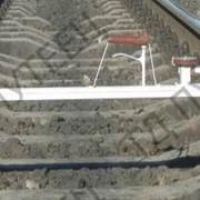 Шаблон железнодорожный ПШ-1520