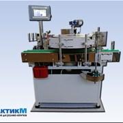 Этикетировочный автомат на полипропилен фото