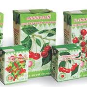 Морс ягодный-Брусника фото
