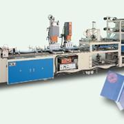 Машина для производства манила-папок, папок для презентаций и вставки металлических зажимов FD-DM-600 фото