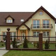 Строительство домов под ключ, Строительство загородных домов фото