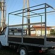 Перевозка строительных материалов, фото