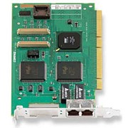 338456-B21 Контроллер HP Compaq NC3131 Fast Ethernet NIC 64 PCI Dual Port 10/100 фото