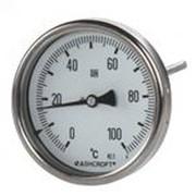 Термометр биметалличесий Ashcroft диаметр 100 и 160 мм, модель A фото