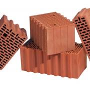 Керамические поризованные блоки POROTHERM фото