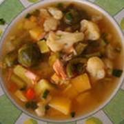 Рыбный суповой набор фото