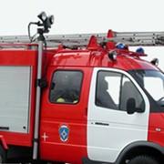 Автомобиль первой помощи АПП-0,5-1,5 на шасси ГАЗ-3302 фото