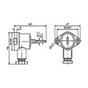 Термопреобразователи сопротивления ТСП-8045Р, ТСМ-8045Р фото