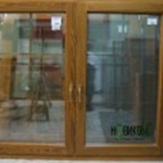 Двустворчатые окна фото