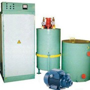 Котел cерии КЕВ производительность 1,74-17,4 МВт (твердое топливо) КЕВ-4-14-115 С-О (ТЛЗМ)