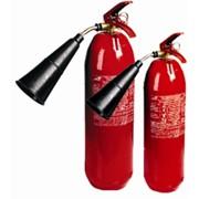Огнетушитель углекислотный ОУ5, ОУ8 фото