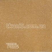 Ткань Тафта подкладочная(темно-золотой) 3459 фото
