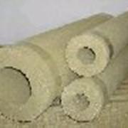 Базальтовая изоляция для труб без покрытия Antal-PIPE Free, Antal-PIPE Alu (с покрытием из армированной алюминиевой фольги) трубная базальтовая изоляция, трубная теплоизоляция фото