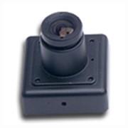 Видеокамера KPC-S 700 CB Миниатюрная цветная в корпусе с объективом фото