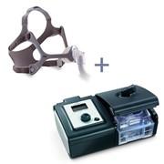Эксклюзивный комплект от Philips: Авто СиПАП-аппарат Philips Respironics System One REMstar A-Flex + назальная маска Wisp Respironics фото