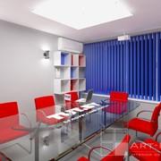 Дизайн комнаты переговоров фото