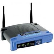 Маршрутизатор Wi-Fi LinkSys WRT54GL фото
