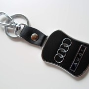 Брелки кожаные для ключей в ассортименте (Арт.-БК12) фото
