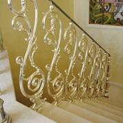 Кованые лестницы фото