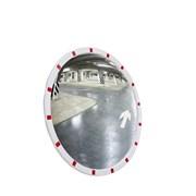 Зеркало безопасности уличное, 630 мм, световозвр. фото