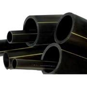 Труба ПНД для газа фото