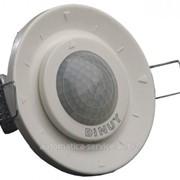 Датчик движения, угол 360 градусов, диаметр 6 м, потолочный монтаж DM TEC 001 фото