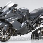 Модель Kawasaki ZZR 1400 фото