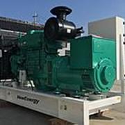 Дизель генератор NE-K50E3 фото