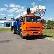 Автогидроподъемник ВИПО-32-01 шасси КАМАЗ-43253 (4x2) фото