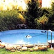 Санитарная обработка чаши бассейна фото