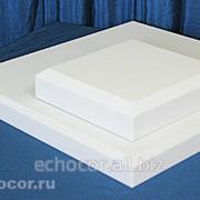 Отделка фаской акустических панелей ЭхоКор 15 мм фото