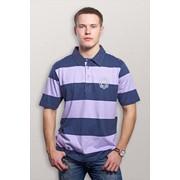 Мужская рубашка-поло 111486RU фото