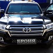 Новый Toyota Land Cruiser 200 бронированный (B4+) фото