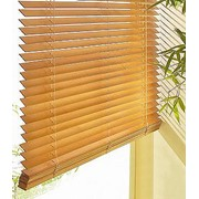 Жалюзи бамбуковые горизонтальные фото