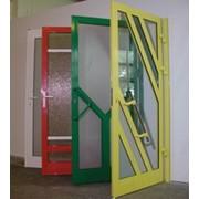 Двери алюминиевые, алюминевые двери фото