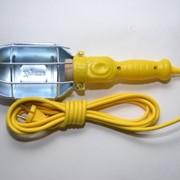 Светильник ручной ( переноска) 10 метров фото