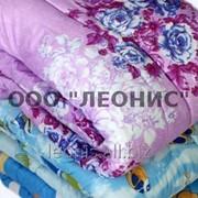 Одеяло ватное 1,5; 2сп; детское фото