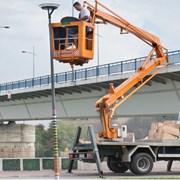 Аренда и услуги автовышки в Костанае и области. фото