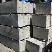 Блоки стеновые полнотелые