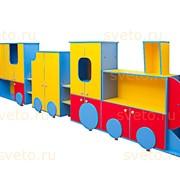 Детская мебель и игровое оборудование фото