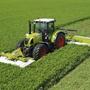 Трактор CLAAS ARION 600C фото