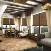 Дизайн дома в классическом стиле фото