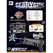 Пистолет водный М1911, код 6G-9G фото